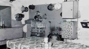 Foto del carcere di Saluzzo di Alberto Gedda (1978)