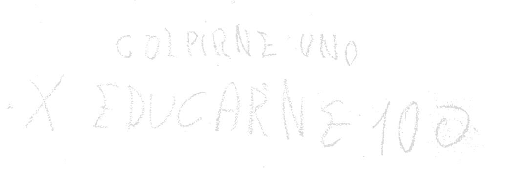 Scritte sui muri della Castiglia nel 1978