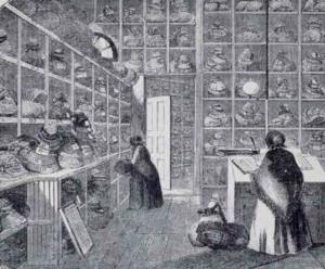 Deposito di vestiti per le recluse del carcere femminile di Tothill (1862) BIBLIOTECA FONDAZIONE EINAUDI TORINO