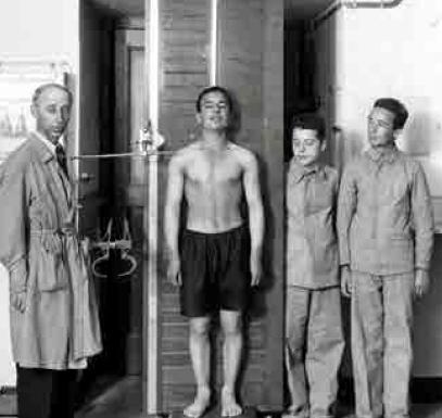 Detenuti esaminati presso l'Ospedale Psichiatrico Giudiziario di Barcellona Pozzo di Gotto MUSEO CRIMINOLOGICO ROMA