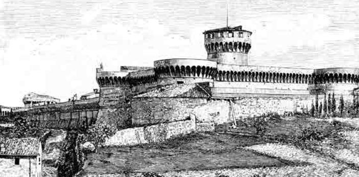 Fortezza di Volterra FONDAZIONE MICHELUCCI FIRENZE