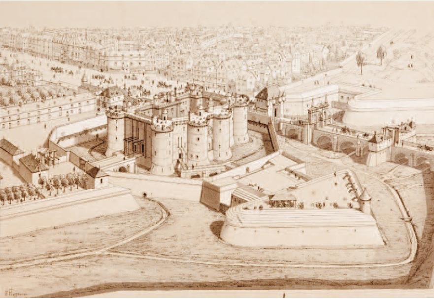 La Bastiglia (Archivio Cesare Burdese)