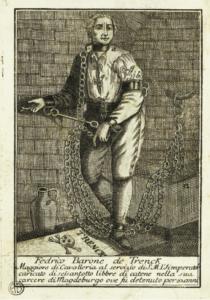 Federico Barone di Trenck (COLLEZIONE BERTARELLI MILANO)